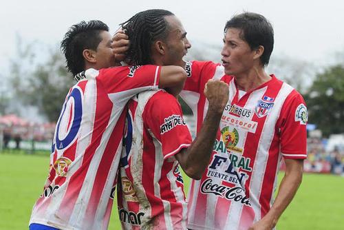 Heredia clasificó a su primer semifinal de la Liga Mayor en el Clausura 2013. (Foto: Nuestro Diario)