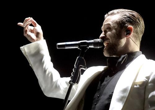 """""""The 20/20 Experience"""" de Justin Timberlake ocupa el segundo lugar en ventas."""