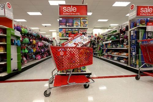 Un carro de compras es visto en una tienda Target. La firma tiene en total 1 mil 797 tiendas en todo EE.UU. (AFP)