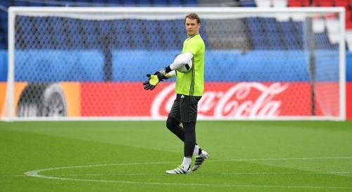 Manuel Neuer defenderá nuevamente la portería alemana. (Foto: AFP)