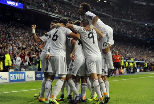 El Real Madrid no puede perder más puntos en sus aspiraciones a ganar la Liga en esta temporada, pues está en el tercer puesto con 41 unidades. (Foto: Javier Soriano/AFP)