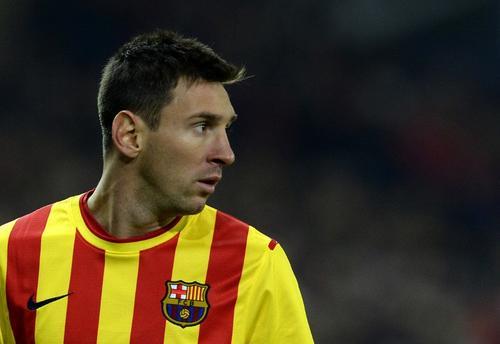 """La """"Pulga"""" regreso a las canchas tras una lesión que lo alejó casi 2 meses y es de nuevo uno de los líderes del Barcelona. (Foto: Gerard Julien/AFP)"""