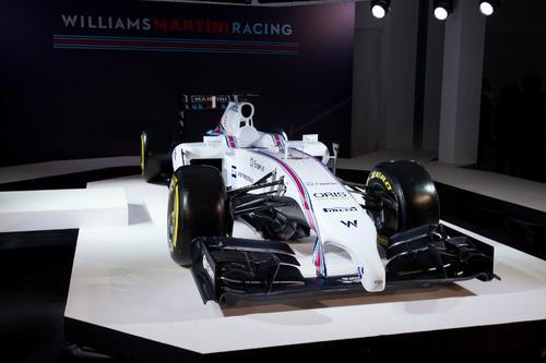 El FW36 es el modelo que será utilizado este año por Williams para el Campeonato Mundial de Fórmula Uno. (Foto: AFP)