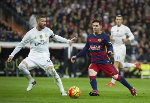 Sergio Ramos jugó infiltrado del hombro por una luxación en el hombro izquierdo. (Foto: AFP)