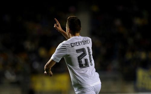 La alineación del ruso Cheryshev causaría la eliminación directa del Real Madrid en la Copa del Rey. (Foto: AFP)