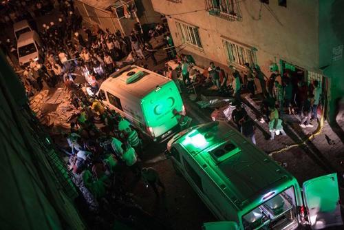 El atentado dejo 22 muertos. (Foto: AFP)