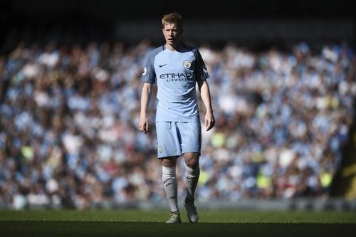 El talentoso belga estará fuera casi un mes. (Foto: AFP)