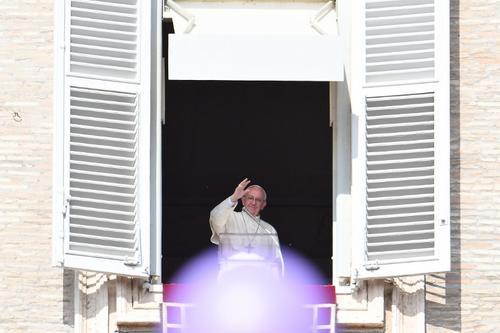 """El Papa se reunió """"en privado"""" con Nicolás Maduro en el marco de los  últimos acontecimientos en Venezuela. (Foto: AFP)"""