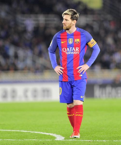 Messi es el máximo goleador de la historia del clásico con 21 tantos. (Foto: AFP)