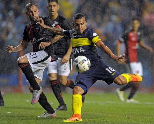 Tevéz es delantero en el Club Boca Junior. (Foto: AFP)