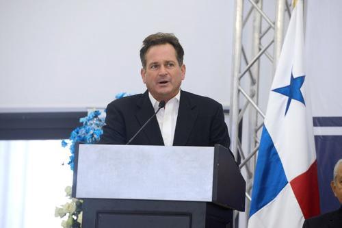 El candidato fue alcalde de la ciudad de Panamá. (Foto: AFP)