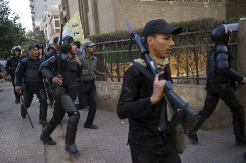 Un activista de 19 años murió después de recibir un balazo en la cara por parte de la Policía. (Foto: AFP)