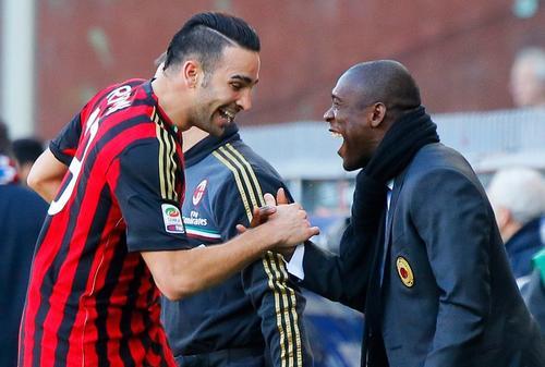 El Milan derrotó de visita 2-0 al Sampdoria durante el último juego correspondiente a la Serie A italiana. (Foto: AFP)
