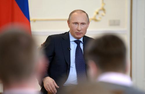 El presidente ruso Vládimir Putin también podría ser uno de los 278 candidatos. (Foto: AFP)