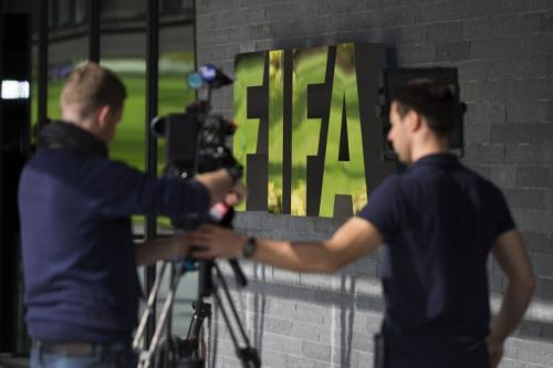 Este día se esperaba una conferencia de prensa en la FIFA, pero se canceló. (Foto: Fabrice Coffrini/AFP)