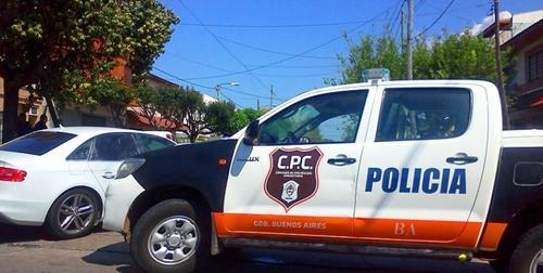 Los delincuentes robaron el equivalente a Q124 mil. (Foto: Noti hoy)