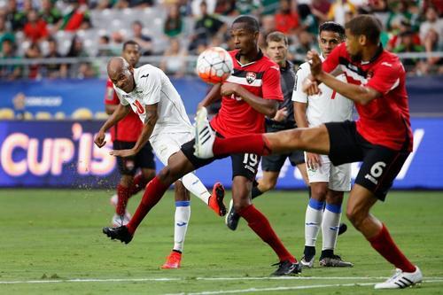Cuba suma dos derrotas en la Copa Oro, tras caer ante México y Trinidad & Tobago. (Foto: AFP)