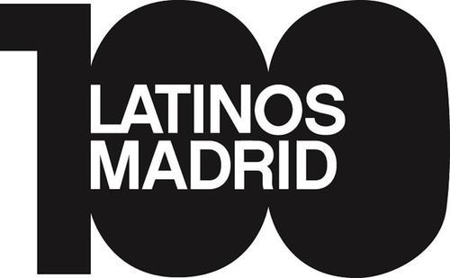"""El libro """"100 Latinos Madrid"""" exalta anualmente el trabajo de los latinoamericanos en el país europeo. (Diseño: Casa de América)"""