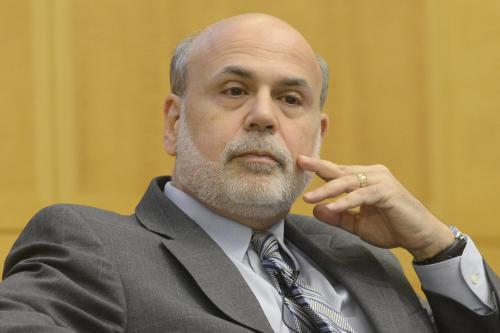 El presidente de la Reserva Federal (fed), Ben Bernanke. (EFE)