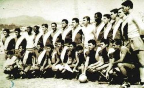 Jerry Slusher, fue uno de los integrantes de la Selección guatemalteca de futbol que ganó el Norceca en 1967. (Foto: COG)