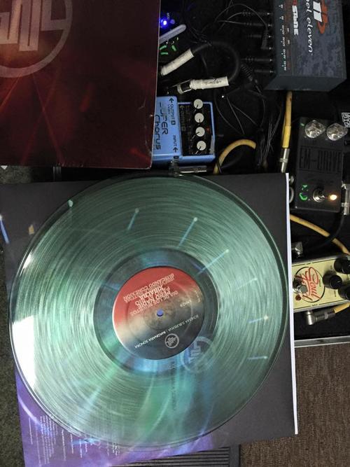 El disco en vinil es solicitado por coleccionistas. (Foto: Bohemia Suburbana)