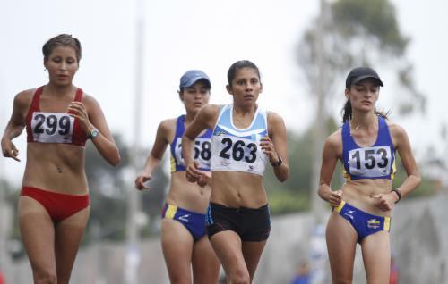 Entre las mujeres competirán Mirna Ortiz y Mayra Palencia. También será el debut de Maritza Poncio, de Totonicapán.