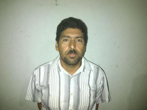 Jesús Pivaral fue capturado este martes por las autoridades guatemaltecas.  (Foto: PNC)