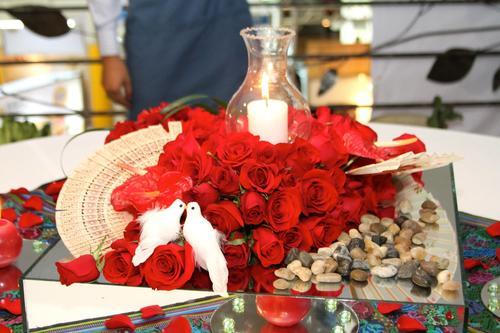 Además de competencias de chefs, también habrá de coctelería y arreglos florales. (Foto Facebook/Alimentaria Guatemala)
