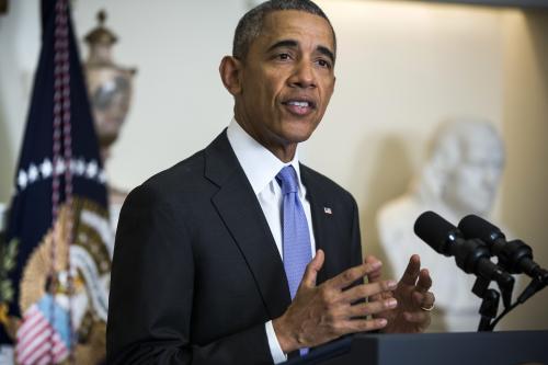 En febrero de 2015, Obama vio como la demanda de 26 Estados le frenaban su reforma migratoria. (Foto: EFE)