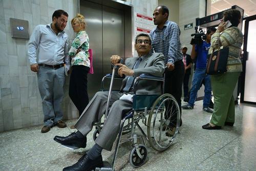 José Mauricio Rodríguez Sánchez, es el ex jefe de inteligencia de Efraín Ríos Montt, el juicio en su contra está programado a realizarse a puerta cerrada al igual que el de Ríos Montt. (Foto: Archivo/Soy502)