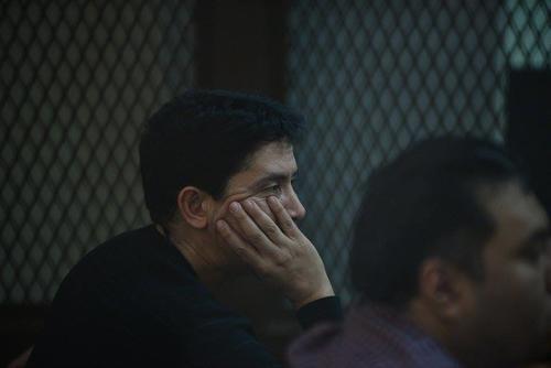 Ahmed Blanco Gramajo aseguró ser asesor de finanzas. (Foto: Wilder López/soy502)