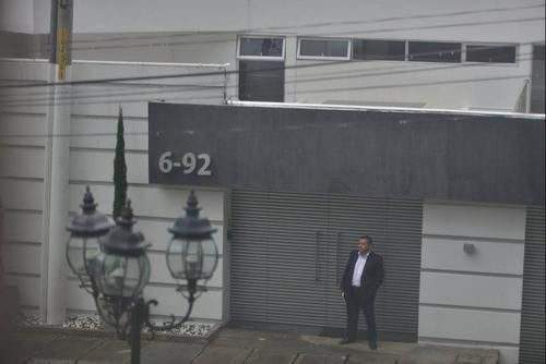 Esta es una de las propiedades inmovilizadas a Roxana Baldetti; la vivienda se encuentra en el residencial Los Eucaliptos, carretera a El Salvador. (Foto. Archivo/Soy502)
