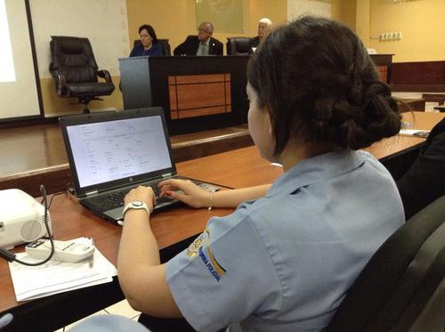 Todas las sedes de la DAV contarán con el equipo requerido para la digitalización de las denuncias.