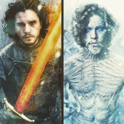 Otra teoría convertía a Jon Snow en un caminante blanco. (Foto: online-instagram.com)