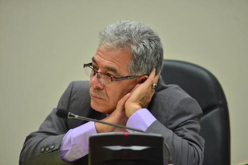 El Juez Gálvez accedió a la petición de la Defensa de Claudia Méndez de permitir que esta fuera acompañada por la PDH y Colectivo Artesana durante su traslado al centro de detención. (Foto: Jesús Alfonso/Soy502)