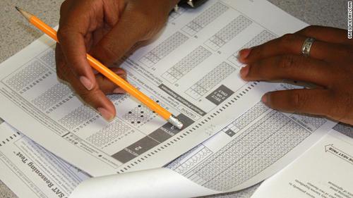 El examen SAT permite evaluar los conocimientos de los niños en diversas áreas. (Foto: CNN)