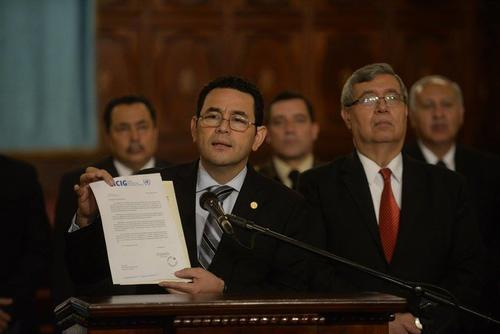 La Cicig desmintió el supuesto señalamiento en contra de Ochoa. (Foto: Alejandro Balán/Soy502)