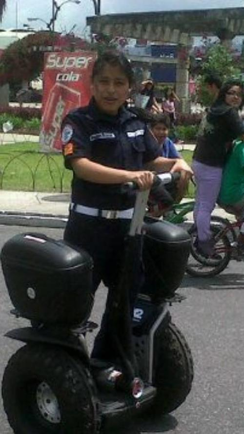 Wendy Pu estaba por cumplir cinco años de servicio. (Foto Facebook)