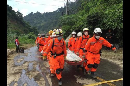 Las labores de rescate en el área afectada cesaron el 13 de octubre. (Foto: Soy502)