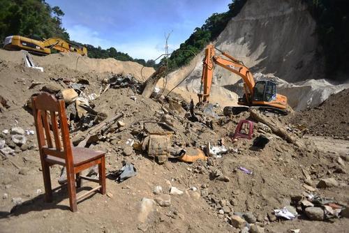 La tragedia en El Cambray ocurrió el uno de octubre y dejó decenas de fallecidos. (Foto: Archivo/Soy502)