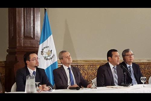 Belteton estará a cargo del Registro General de la Propiedad. (Foto Archivo/Soy502)