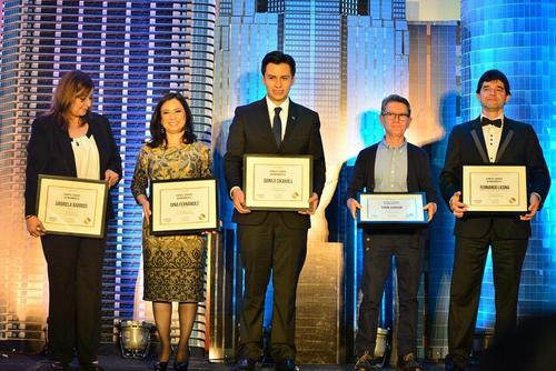 La agencia de Publicidad García Robles y Lec Computación completan la lista de los nominados en la categoría. (Foto: Wilder López/Soy502)