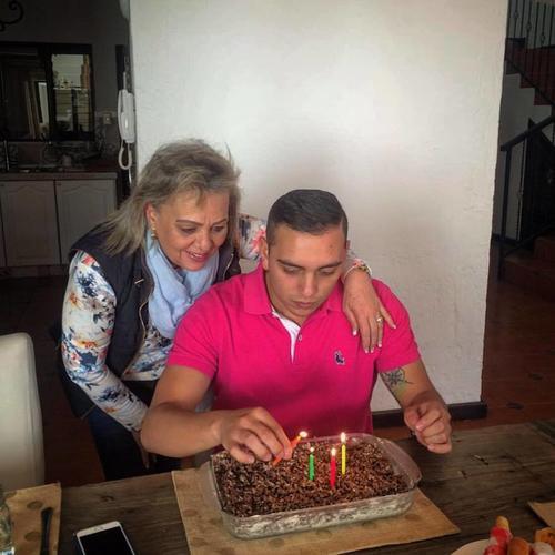 """Aunque el domingo cumplió 24 años, Juan Manuel Giordano no logra quitarse el sobrenombre de """"dipukid"""". (Foto: Facebook/Juan Manuel Giordano)"""