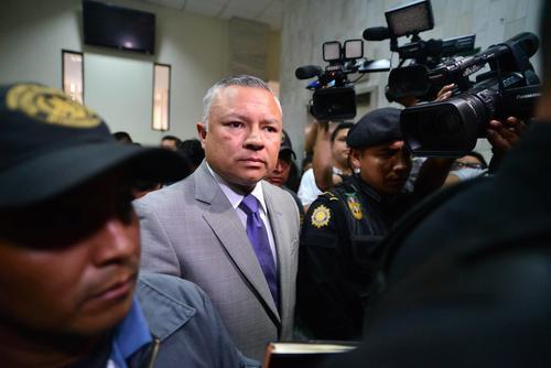 Salvador González se constituyó en colaborador eficaz tras firmar un convenio con el Ministerio Público en noviembre de 2015.