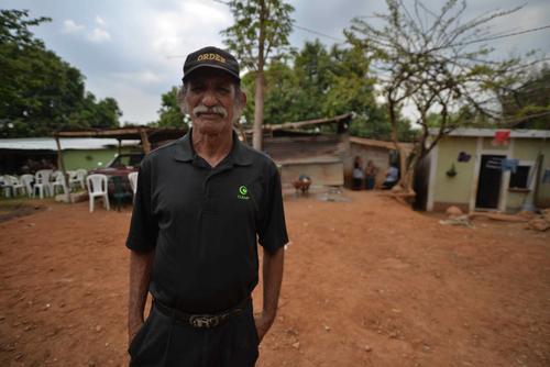 Don Timoteo dice que Gustavo era su mejor hijo y un gran trabajador. (Foto: Wilder López/Soy502)