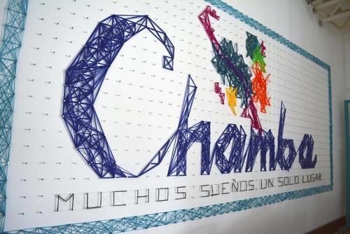 Chamba Coworking fue el primer espacio que se abrió en la zona 4 y ha sido el inicio de muchas empresas que nacieron como una lluvia de ideas entre un grupo de amigos. (Foto: Chamba)