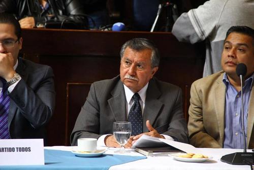 Los diputados oficialistas abandonaron el hemiciclo antes de que iniciará la elección de presidentes de comisiones de trabajo. (Foto: Archivo/Soy502)