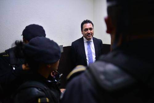 Gudy Rivera fue detenido sindicado de tráfico de influencias. (Foto: Wilder López/Soy502)