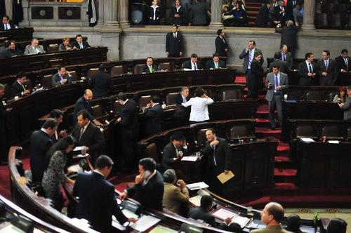 La propuesta pretende disminuir el transfuguismo y regular las interpelaciones, así como las contrataciones de personal. (Foto: Alejandro Balan/Soy502)