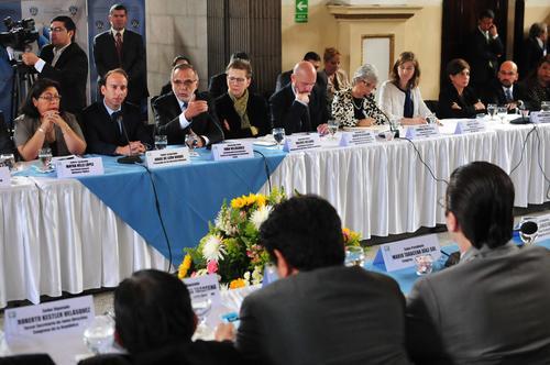 La CICIG investiga a 15 diputados por diversos actos de corrupción. (Foto: Archivo/Soy502)
